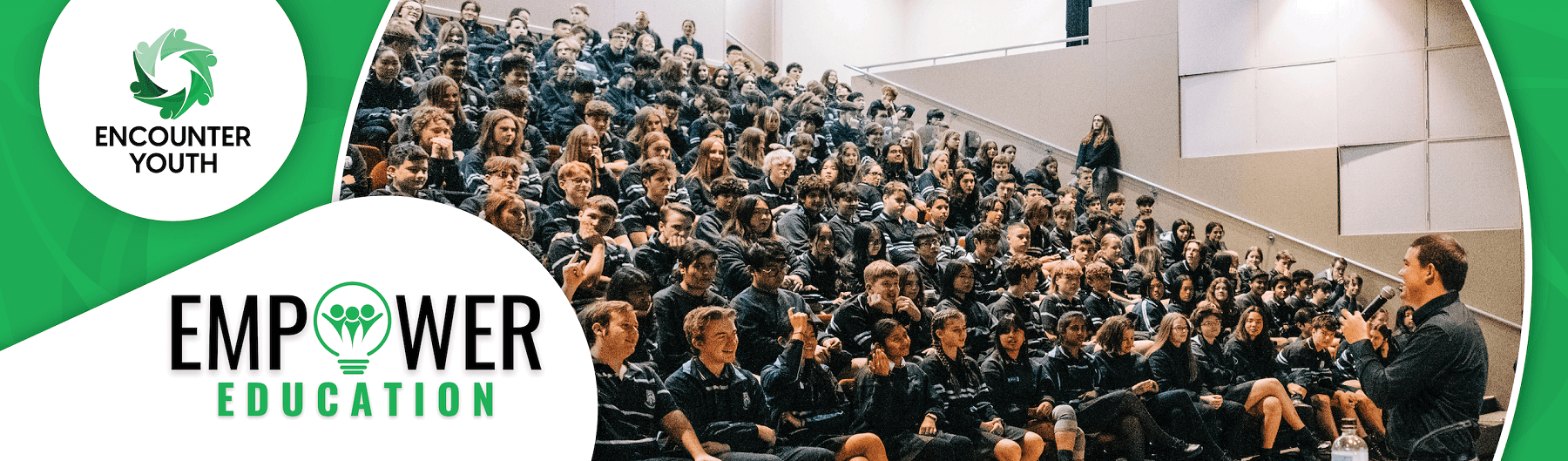 Encounter Youth Education, Banner Image